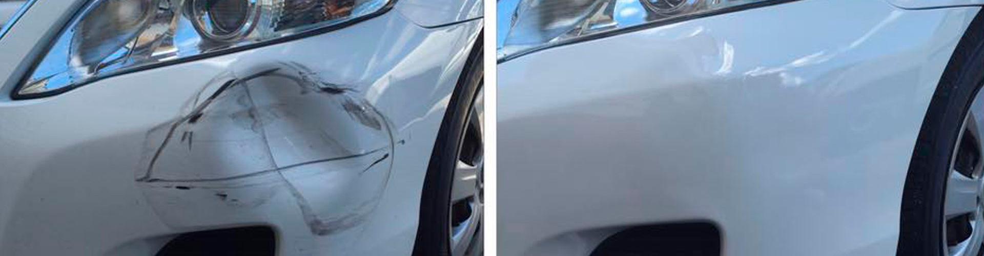 Восстановление кузова до и после